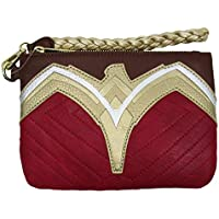 Loungefly x Wonder Woman Suit Cosplay Wristlet
