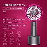 usb扇風機 ミニ扇風機 卓上扇風機 手持ち式ファン7枚羽根 風量3段階調節 強風 充電クリップ式 超強力 手持ち/卓上置き両用 持ち運び便利 熱中症対策グッズ