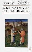Des Animaux Et Des Hommes (Ldp Bib.Essais)