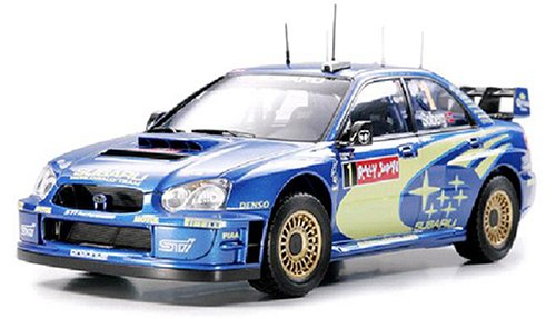 1/24 スポーツカーシリーズ スバルインプレッサ WRC2004 ラリージャパン