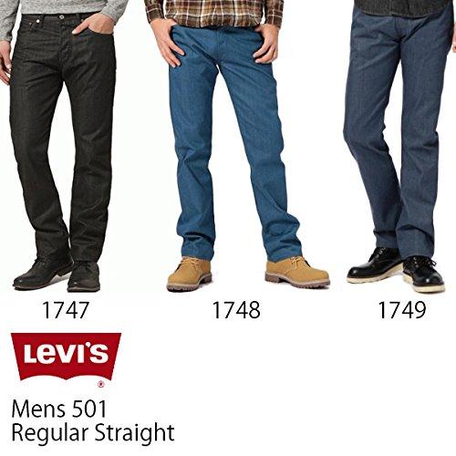 (リーバイス) Levi's メンズ ジーンズ 501 レギュラー ストレート 00501 2013モデル 1748 31