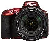 Nikonその他 D5500 18-140 VR レンズキット レッドの画像