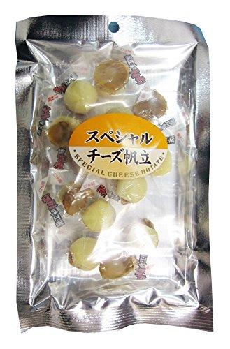 上野珍味 スペシャルチーズ帆立 85g