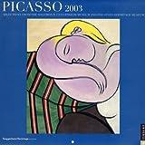 Picasso Wall Calendar 2003