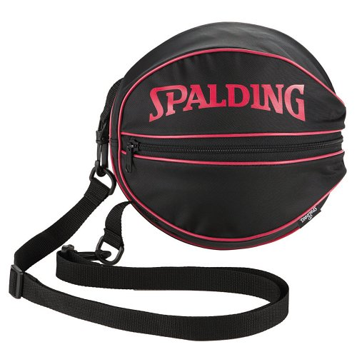 SPALDING(スポルディング) BALL BAG(ボールバッグ) ピンク 49-001PK