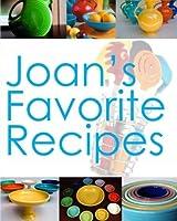 Joan's Favorite Recipes [並行輸入品]