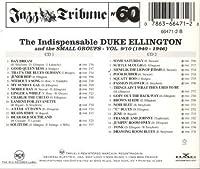 Indispensable Duke Ellington & The Small Groups