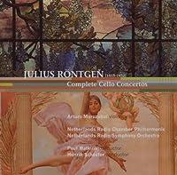 Cello Concertos 1-3