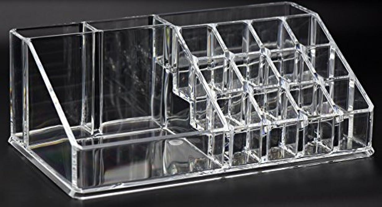 もちろん広いモールス信号FiveSeasonStuff 化粧収納ボックス 大容量 メイクケース 透明アクリル 文房具 口紅 多機能 便利 小物入れ