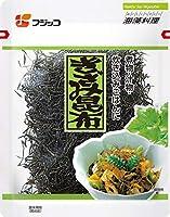 フジッコ 海藻料理きざみ昆布 26g×5個