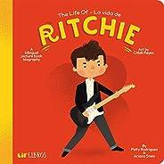 The Life of - La Vida De Ritchie (English and Spanish Edition)