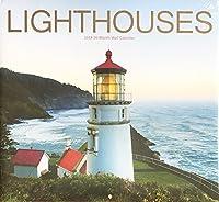 Lighthouses 2018 Wall Calendar 16 Months [並行輸入品]