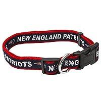 New England Patriots Collar Small