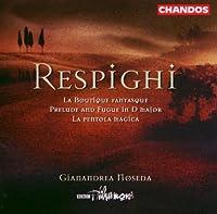 Boutique Fantasque: Rossini Arr Respighi by ANTON WEBERN (2003-07-22)