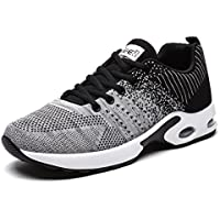 CALMWALK Air Cushion Running Shoes Lightweight Breathable Sneaker Walking Shoe Blue