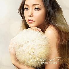 安室奈美恵「Strike A Pose」のCDジャケット