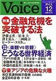 Voice (ボイス) 2008年 12月号 [雑誌]