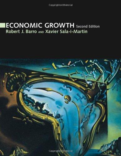 Economic Growth (MIT Press)の詳細を見る