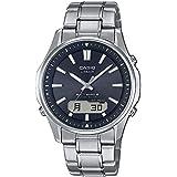 [カシオ] 腕時計 リニエージ 電波ソーラー LCW-M100TSE-1AJF メンズ シルバー