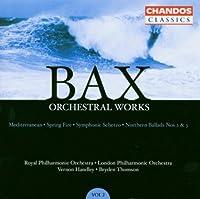 Bax: Orchestral Works, Vol. 2 (2003-10-21)