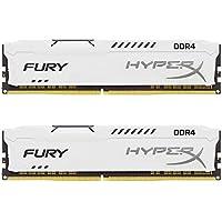 キングストン Kingston デスクトップ オーバークロックPC用メモリ DDR4-2400 16GBx2枚 HyperX FURY CL15 1.2V HX424C15FWK2/32 永久保証