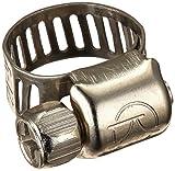 uxcell ホースバンド ホースクランプ ステンレス鋼 調整可能 6-12mm 10個