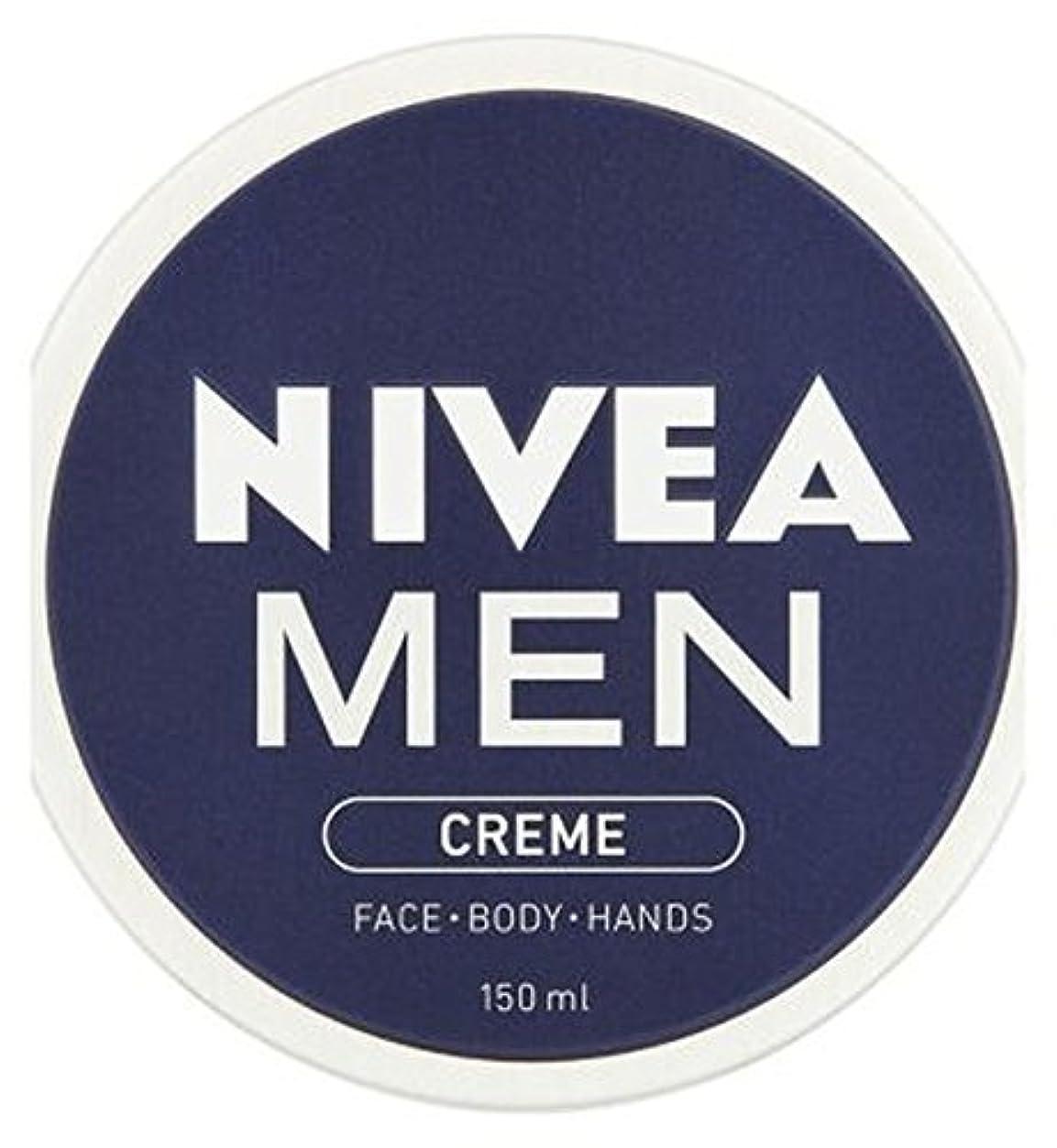 科学者惑星緯度NIVEA MEN Creme 150ml - ニベアの男性が150ミリリットルクリーム (Nivea) [並行輸入品]
