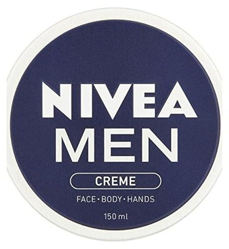 帽子ジョージエリオット可能性NIVEA MEN Creme 150ml - ニベアの男性が150ミリリットルクリーム (Nivea) [並行輸入品]