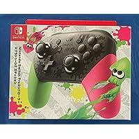 ニンテンドースイッチ用 新品未使用 任天堂NintendoSwitch Proコントローラー スプラトゥーン2エディション