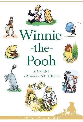 Winnie-the-Pooh (Winnie-the-Pooh - Classic Editions)の詳細を見る