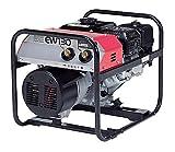 新ダイワ エンジン溶接機 EW130 小型・軽量 発電機 ウエルダー