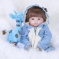 PKJOkmjko 乳児の赤ちゃん人形23寸58センチ迫真姫子どものおもちゃ子供の誕生日プレゼント