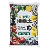 アイリスオーヤマ 培養土 花と野菜の培養土 アイリスオーヤマ(IRIS OHYAMA) 14L