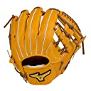 ミズノ 軟式 グラブ グローブ ミズノプロ フィンガーコアテクノロジー 内野手用 タイト設計タイプ サイズ8 1AJGR16053 (542)ビターオレンジ 右投