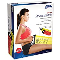 Stretch Bands with Handles by EasyComforts