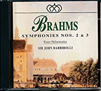Brahms;Symphonies Nos.2 & 3