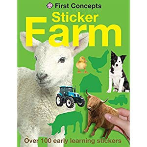 Early Learning Activity Farm (First Sticker Concepts)