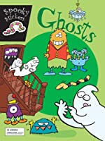 Ghosts (Spooky Stickers)