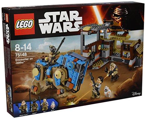レゴ (LEGO) スター・ウォーズ ジャクーの戦い 75148