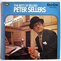 The Best Of Sellers - Peter Sellers LP