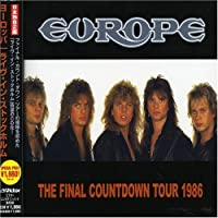 Final Countdown Tour 1986 by Europe (2004-12-16)