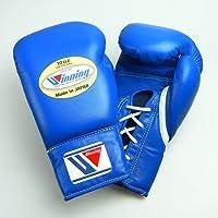 【Winning/ウイニング】 プロ試合用ボクシンググローブ10オンス ブルー