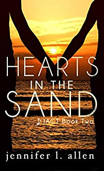 Hearts in the Sand (JACT 2) by [Allen, Jennifer L.]