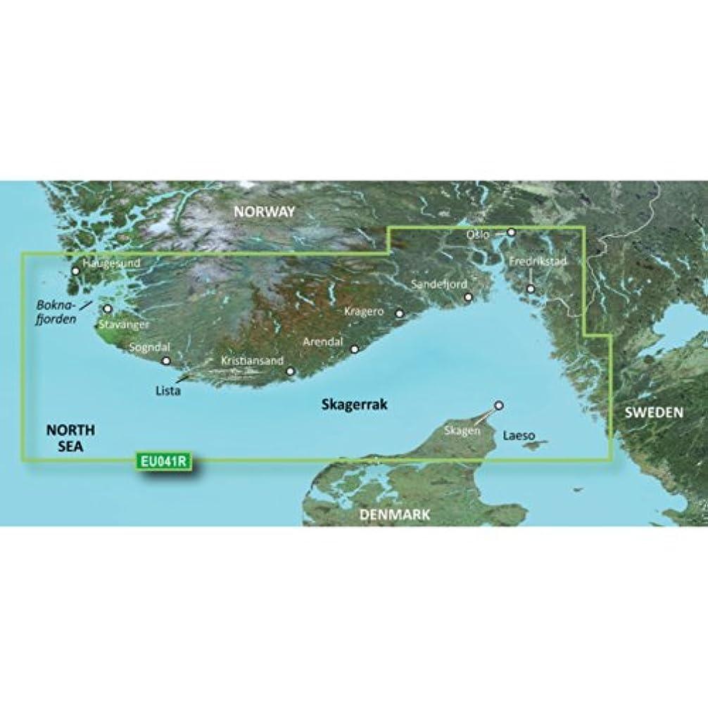 エスカレート率直な時計回りGarmin 010-C0778-20 Bluechart G2 - HXEU041R - Oslo - Skagerak - Haugesund - Micro SD & SD