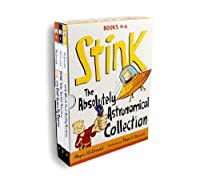Stink: The Absolutely Astronomical Collection: Books 4-6 [並行輸入品]