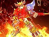 The Birth of Mega Warrior