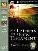 Listener's Audio New Testament-KJV