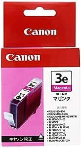 Canon 純正インクカートリッジ BCI-3E マゼンダ BCI-3EM