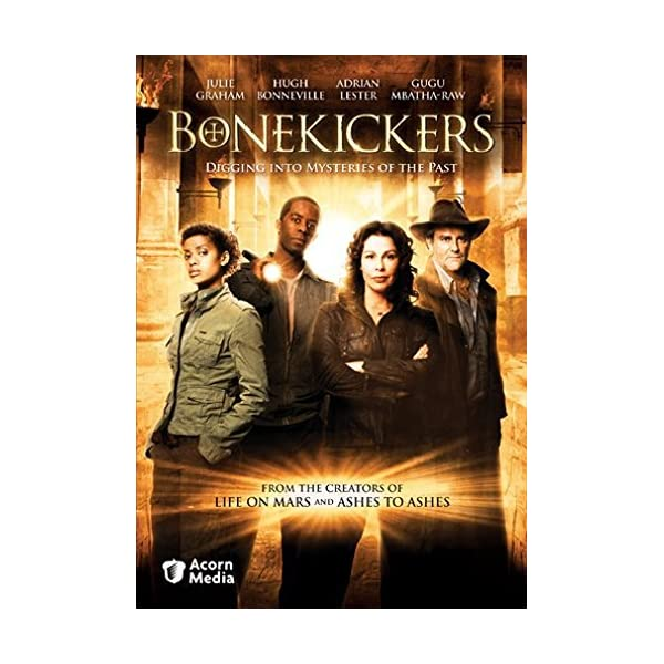Bonekickers [DVD] [Import]の商品画像