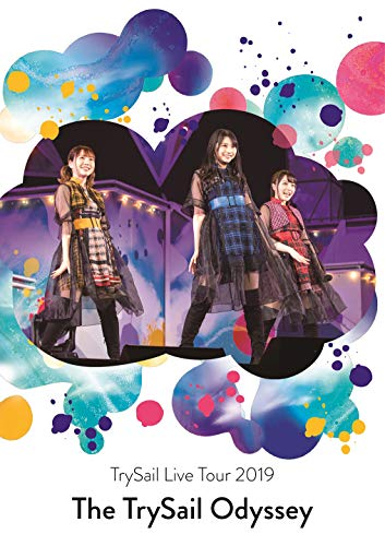 "TrySail Live Tour 2019""The TrySail Odyssey"" (通常盤) (Blu-ray) (特典なし)"
